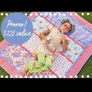 Matilda Jane Going Together Throw/Quilt/Blanket